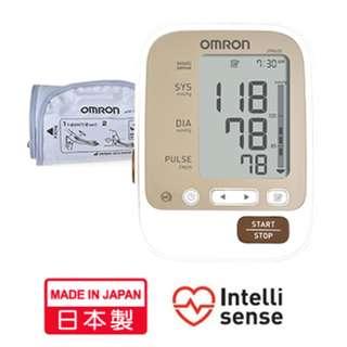 OMRON - 歐姆龍 JPN600 手臂式電子血壓計 香港行貨 日本製造