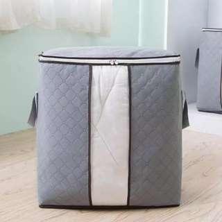 特大 棉被 衣服 防水 防麈 收納袋 (直款/橫款: 多色)             jjjj