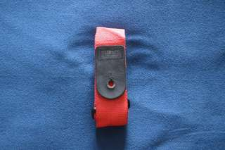 Planet Waves Guitar Strap Red