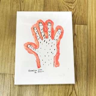 Renn by Renn by silkscreen artwork and prints