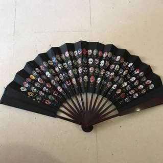 Chinese Opera Fan