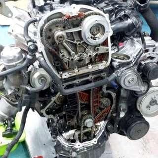 Engine Overhaul Partial/Full w/warranty