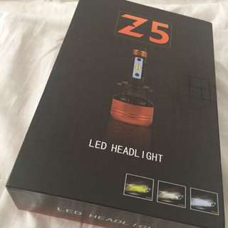 Z5 tri color led 50w