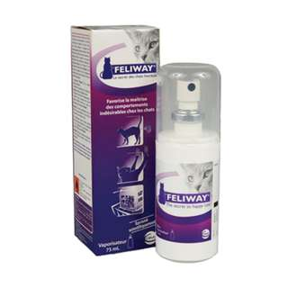Feliway Temporary Calming In the Home Spray 60ml
