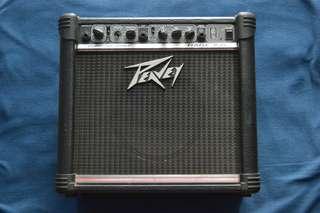 Ampli Peavey Rage 158 Transtube AMP