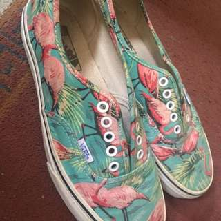 Vans Doren Flamingo Shoes