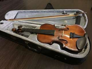 Synwin Violin 3/4 size with music stand for beginner