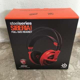 MSI Steelseries Siberia V2 Full-size Headset