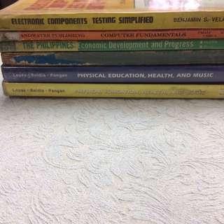 Bundle Textbooks