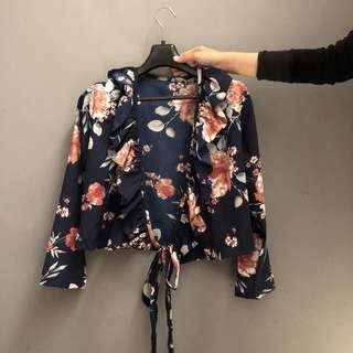 Floral outer supercute