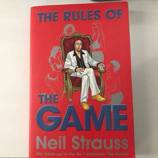 The Rules of the Game - Neil Strauss