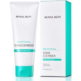 Korea Royal Skin Purifying Foam Cleanser