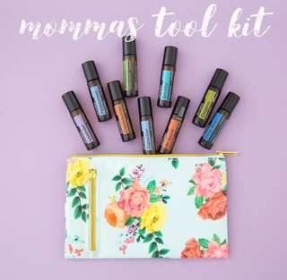 Doterra touch oil