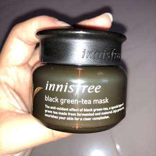 Innisfree Black Green Tea Mask