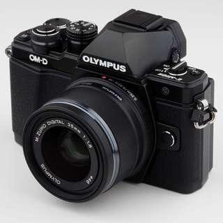 BNIB Olympus OM-D E-M10 Mark II