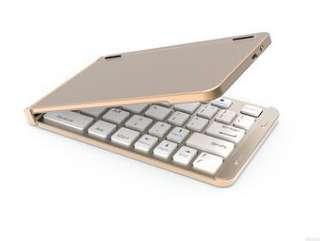 Mini鋁合金折疊藍牙鍵盤