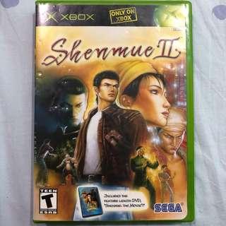 XBOX Shenmue 2