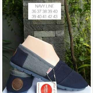 Wakai navy abu series