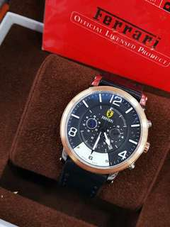 Ferrari premium chronograph add RM40 for premium box