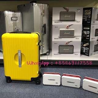 RlMOWA X PORSCHE 保時捷911限定版 熱賣靚價登機箱HKD6000 接受發燒友預訂🎉