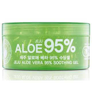 Korea Royal Skin JEJU Aloe Vera 95% Soothing Gel