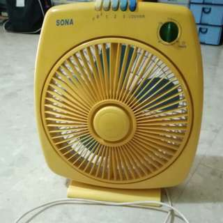 Sonia Box Fan