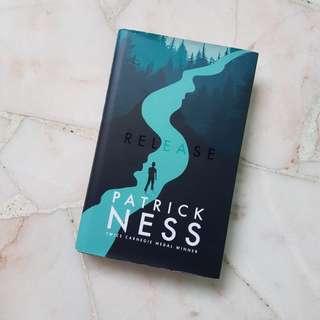 Hardback Release by Patrick Ness