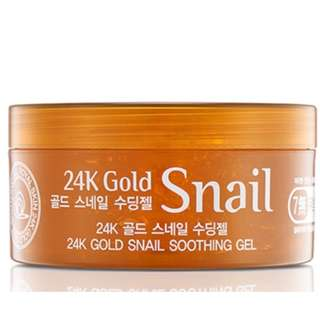 Korea Royal Skin 24K Gold Snail Soothing Gel