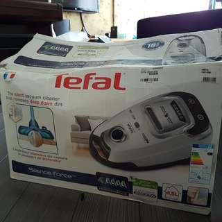 TEFAL vacuum cleaner.