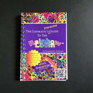 Rainbow looms guide book