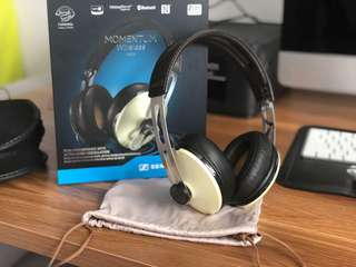 Sennheiser Momentum 2 Wireless Headphone - Ivory
