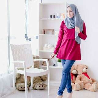 Farrni basic denim nursing