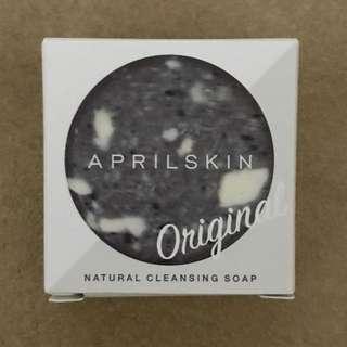 Aprilskin Natural Cleansing Soap (sample)