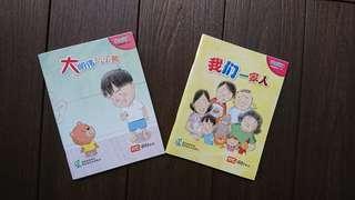 Small reader 2A & 2B