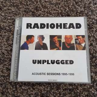 Radiohead - Unplugged Acoustic Sessions 1995-1996