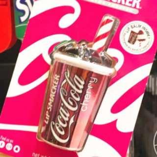 韓國可口可樂Coca Cola潤唇膏lip balm