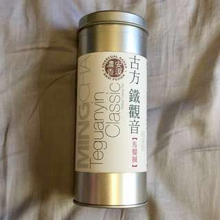 🈹🈹🈹 FINAL PRICE - MINGCHA Teguanyin Classic Robust Oolong Tea 明荼房 - 古方鐵觀音(馬騮揻)