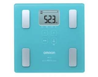Ormon 身體分析電子磅(藍色)