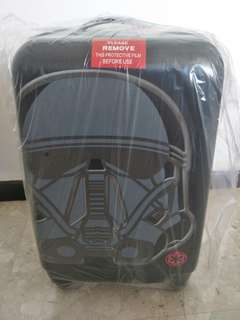 Starwars luggage darth vader 20inch