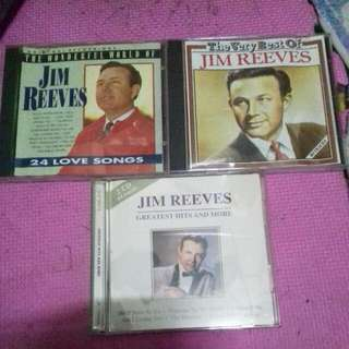 JIM REEVES CD Songs