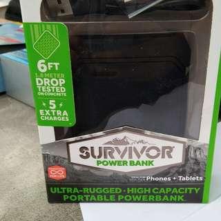 Griffin survivor powerbank..