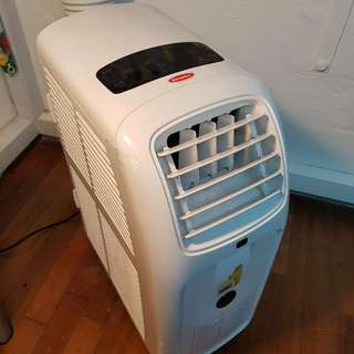EuropAce Portable Air Con
