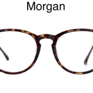 Sunnies Specs Morgan in Tortoise