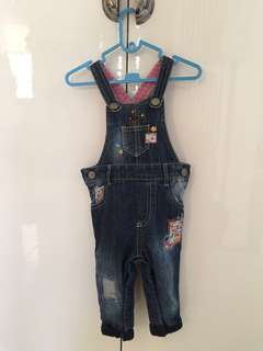 Mothercare Overall denim