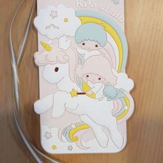 Little twin star Iph 6 plus back cover