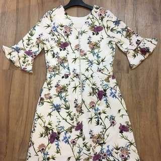 BN Oasis floral shift dress (Price reduced!)