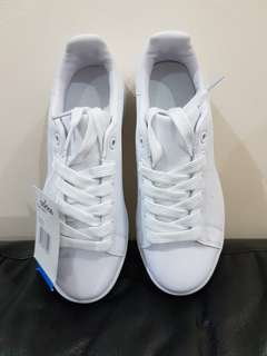 BRAND NEW ADIDAS STAN SMITH OEM ALL WHITE