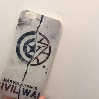 Marvel civil war case 🔥