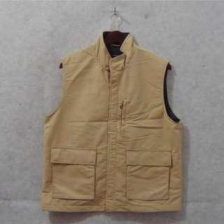 LANDS'END Vest Size L