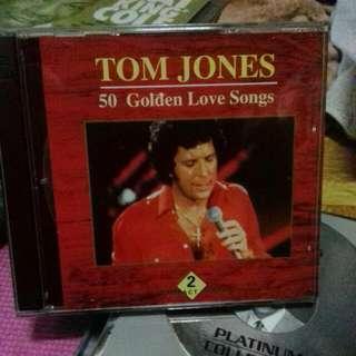 THOM JONES CD Songs